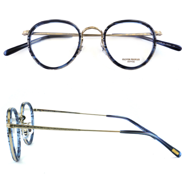 da00c338461 USD 618.88  Japan direct mail purchase Oliver Peoples MP-2 glasses ...