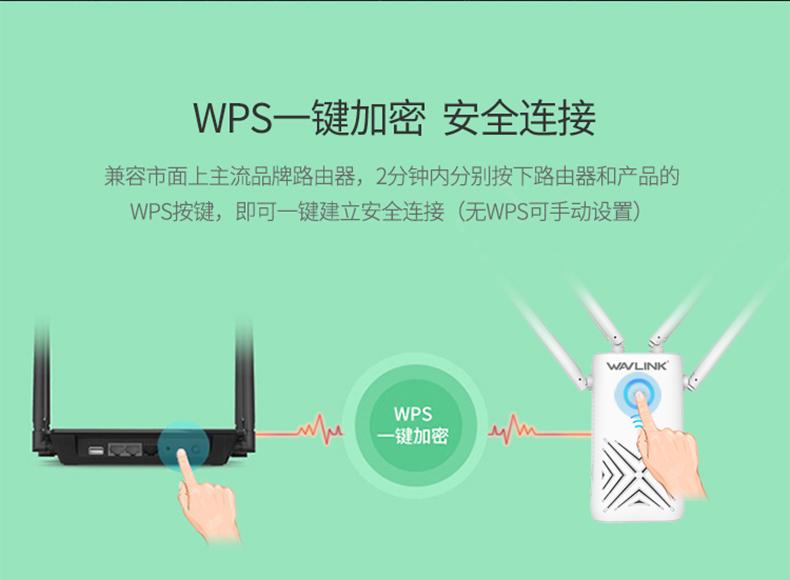 【全千兆】睿因中继路由器高速穿墙王扩展无线ap桥接wifi信号扩大器增强家用宽带1200M双频5g大功率放大器商品详情图