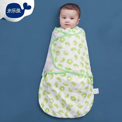 米樂魚新生兒包裹睡袋送禮盒