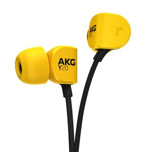 AKG/爱科技 Y20U入耳式耳机耳麦手机线控通用带麦耳塞K歌hifi耳麦