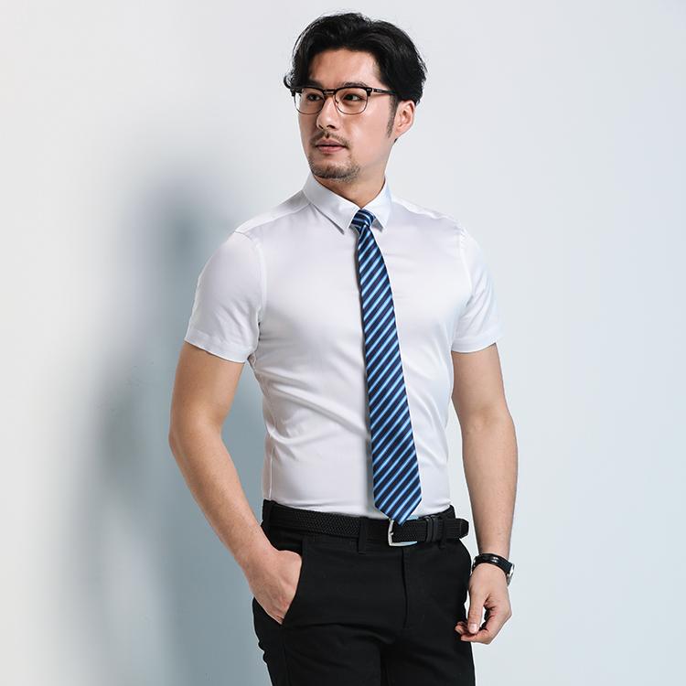 天絲級別、上身清涼:日本 DeepOcean 深海 男士襯衫