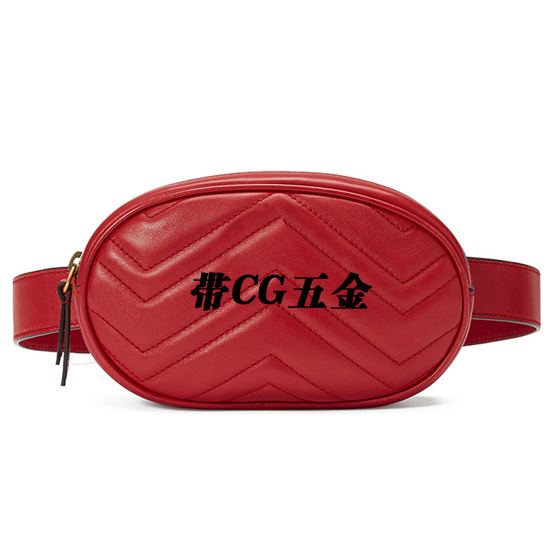 On The Front Of The Bag With Cg Hardware Red