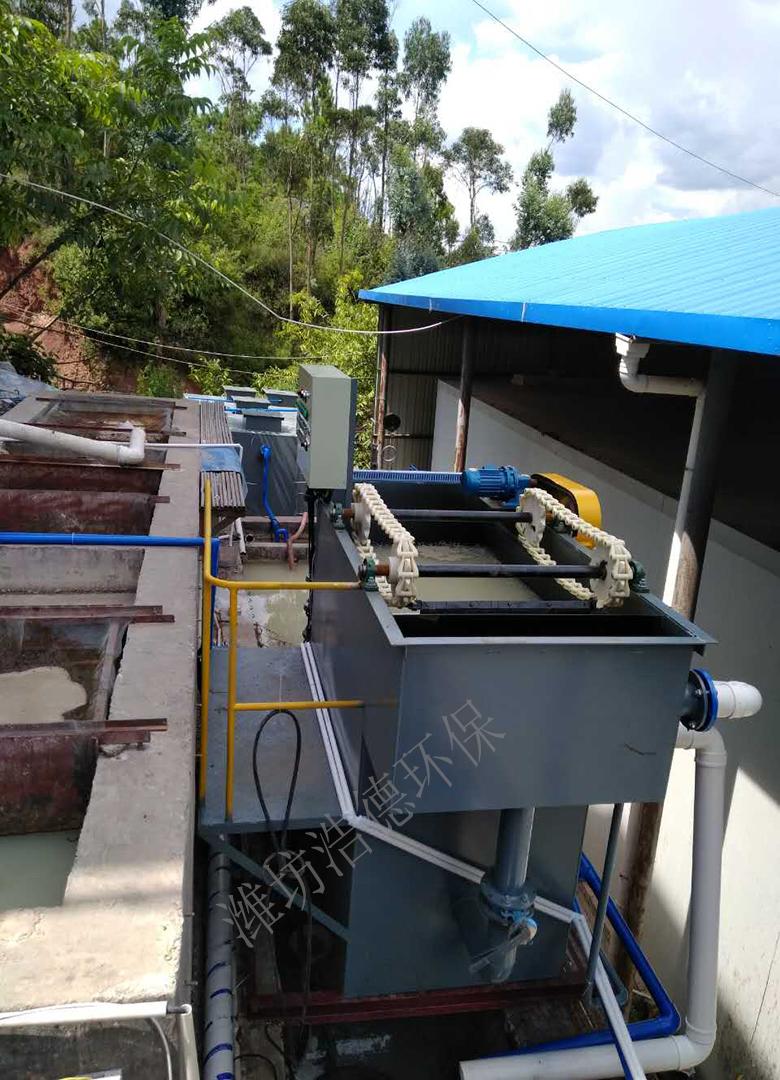 湖北省黄石市食品废水处理设备、冲洗牛肉污水处理设备-潍坊浩德环保水处理设备有限公司