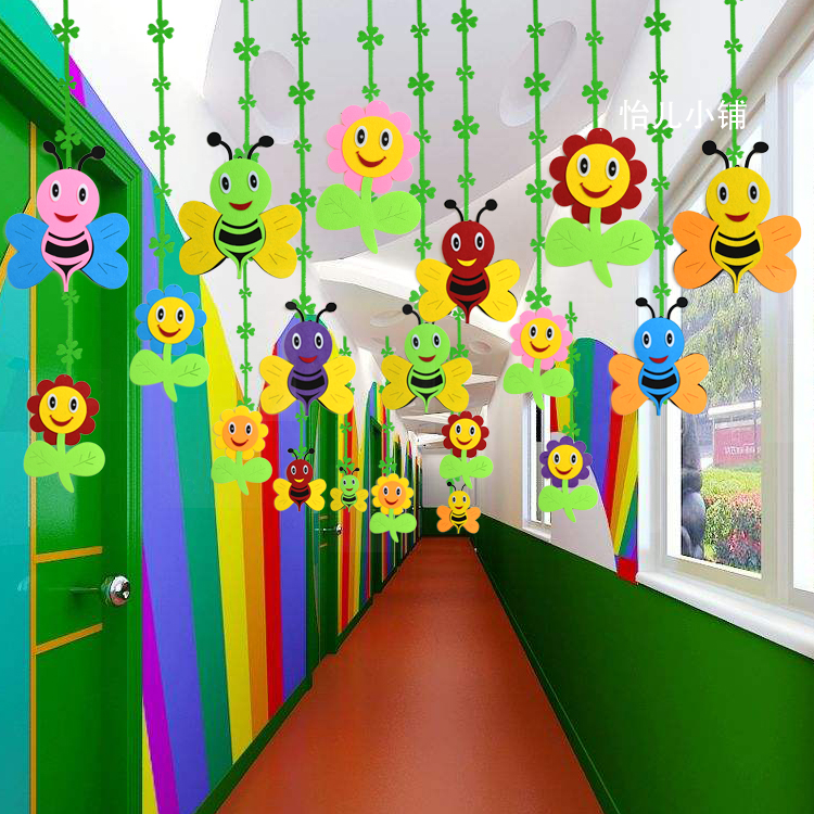 Art Decoration Ideas For Classroom ~ Usd kindergarten decoration classroom corridor