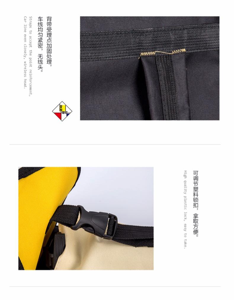 艺考画包极简韩版4k大拉链超大容量手提双肩背防水美术画袋商品详情图