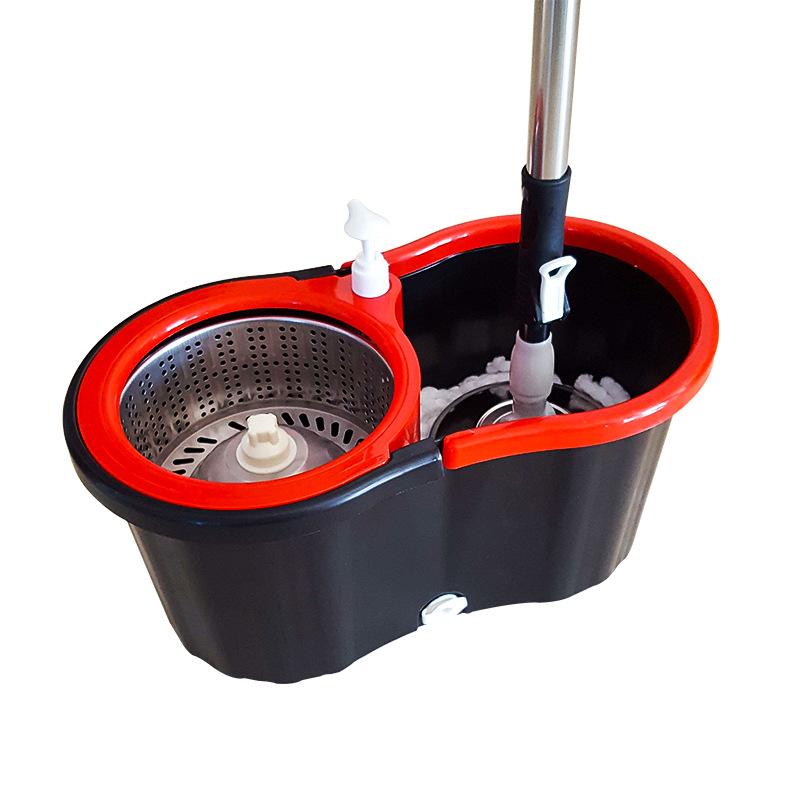 双驱动自动拖把桶旋转拖把墩布桶家用拖地桶自动懒人拖把礼品,免费领取60.00元淘宝优惠卷