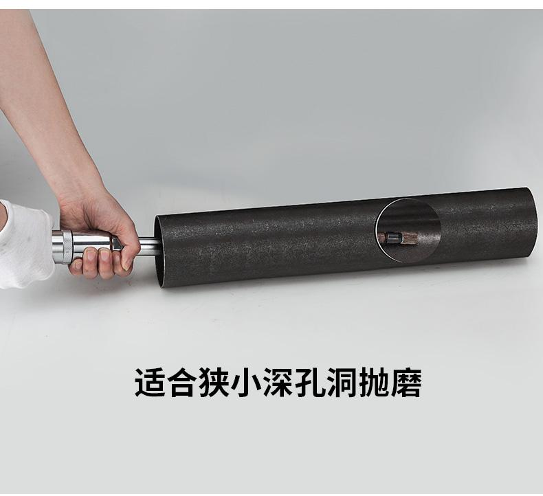 加长气动打磨机小型手持气磨机轮胎补胎工具刻磨头风磨光笔直磨机详细照片