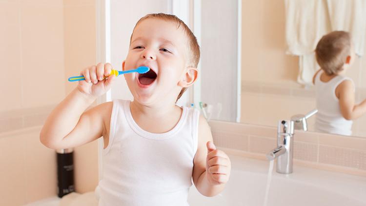 Get这些好物,助力宝宝的卫生习惯养成