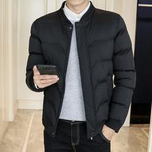 棉衣男士外套冬季新款潮流棉袄