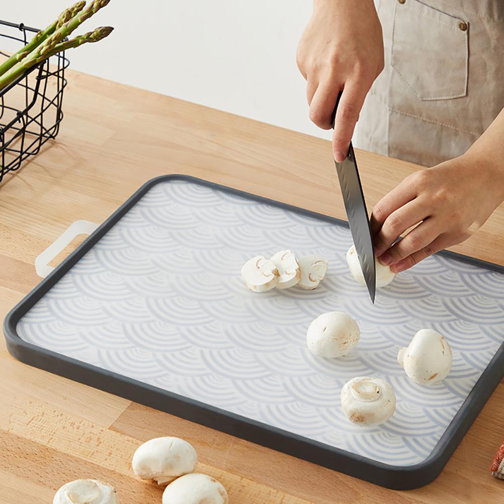 淘宝心选 304不锈钢双面健康抗菌菜板 天猫优惠券折后¥59.9起包邮(¥99-40)