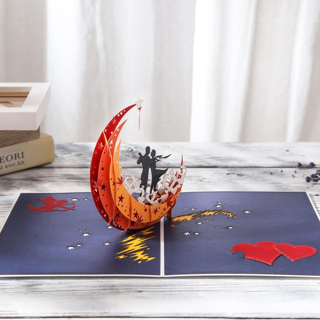 Usd 393 Ait Cardait Studio Handmade Three Dimensional Greeting