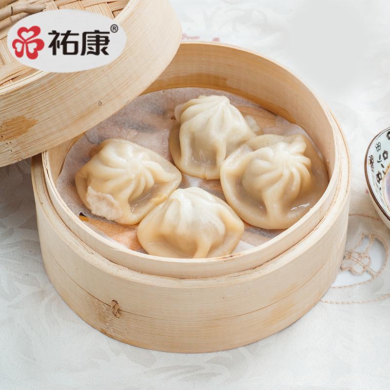正宗杭州小笼包灌汤包250g*8