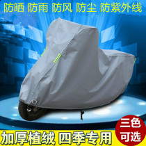Pedal Motorcycle electric vehicle hood electric car sunscreen anti-rain cover anti-frost snow