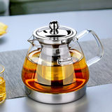 Electric cooker special glass pot electric ceramic stove old white tea Pu'er black tea black tea thick heat-resistant high temperature boiled water teapot
