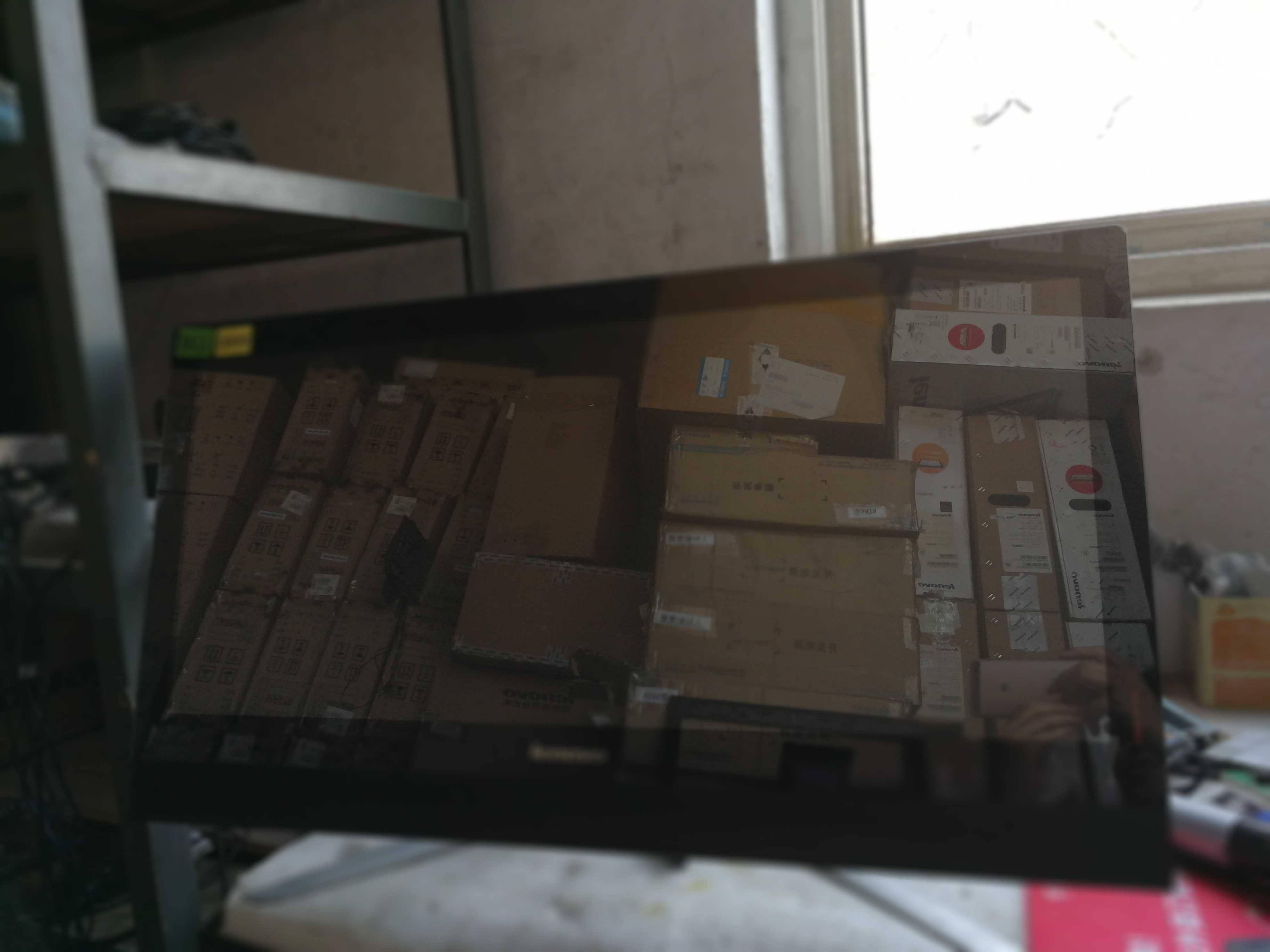 联想B75029寸一体机高压板支架硬盘底座风扇架子音箱电源