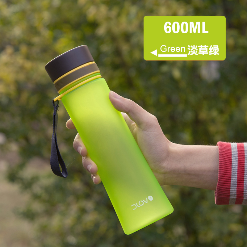 600ML pale green