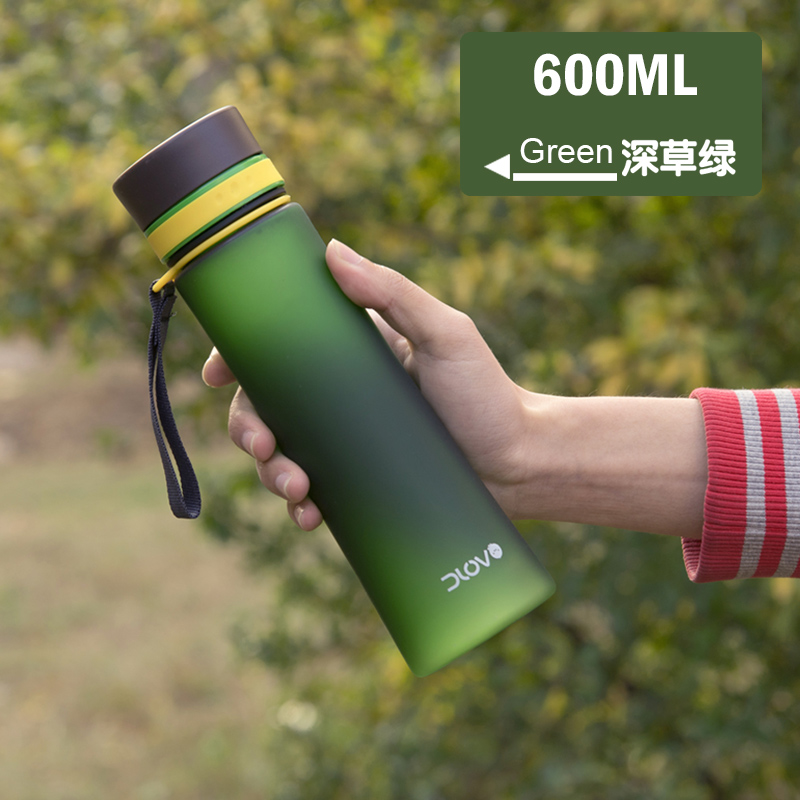 600ML deep grass green