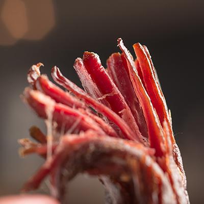 阿都沁风干牛肉干 内蒙古特产零食