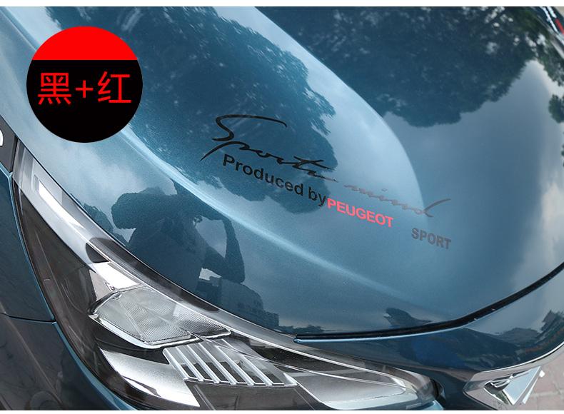 Logo trang trí trước Peugeot 3008 All new và 5008 2018 - ảnh 13