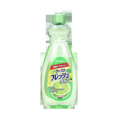 美洁卫日本进口洗碗液600ml×4瓶