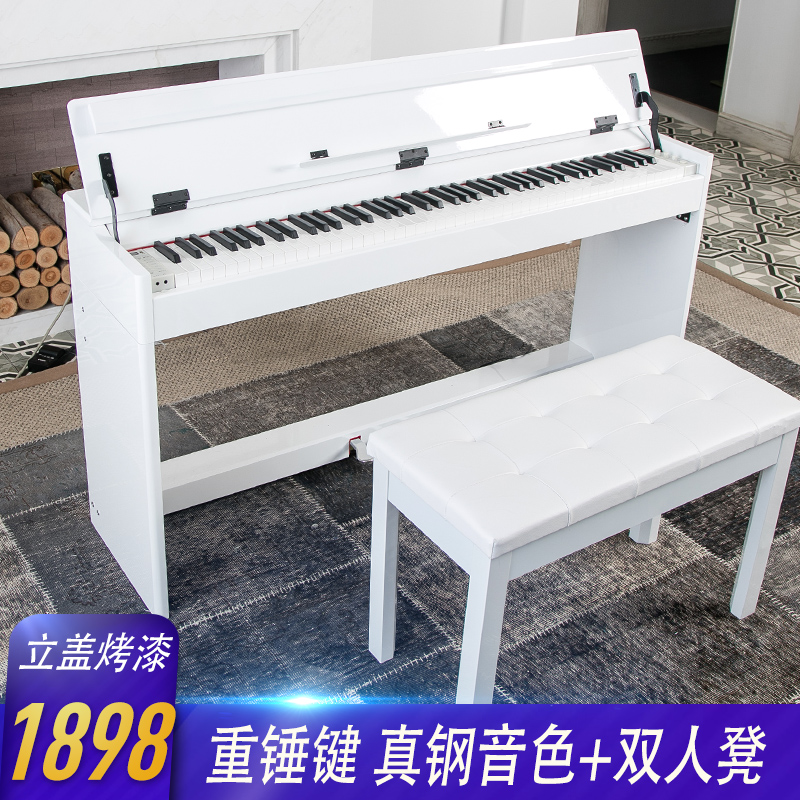 HB124 upgrade model heavy hammer paint white [collar volume price 1898] to the bench