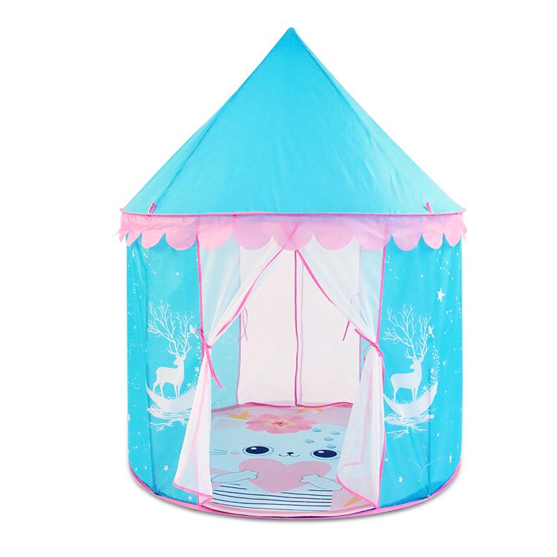 【艾高】儿童家用室内城堡帐篷