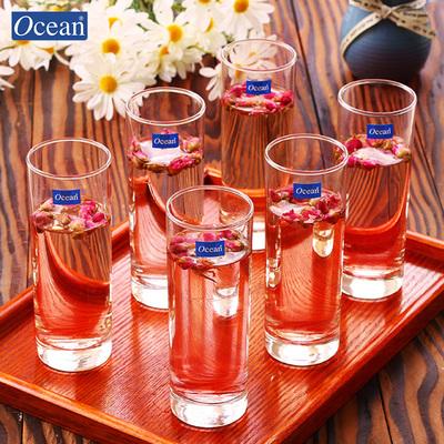 泰国进口玻璃水杯6只290ML