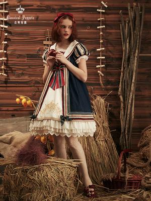 taobao agent Princess reserve service Snow White doll dress classical doll lolita spot