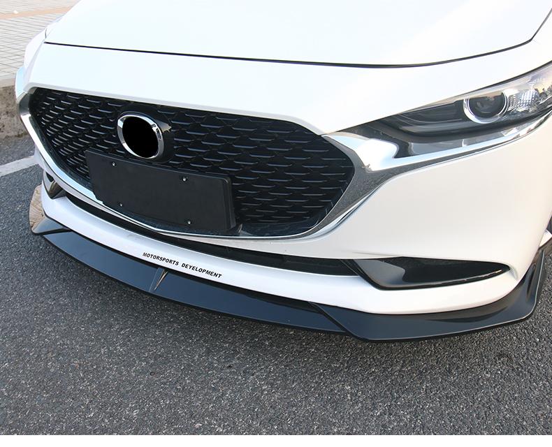 Líp, cản trước xe Mazda 3 2020 - ảnh 12