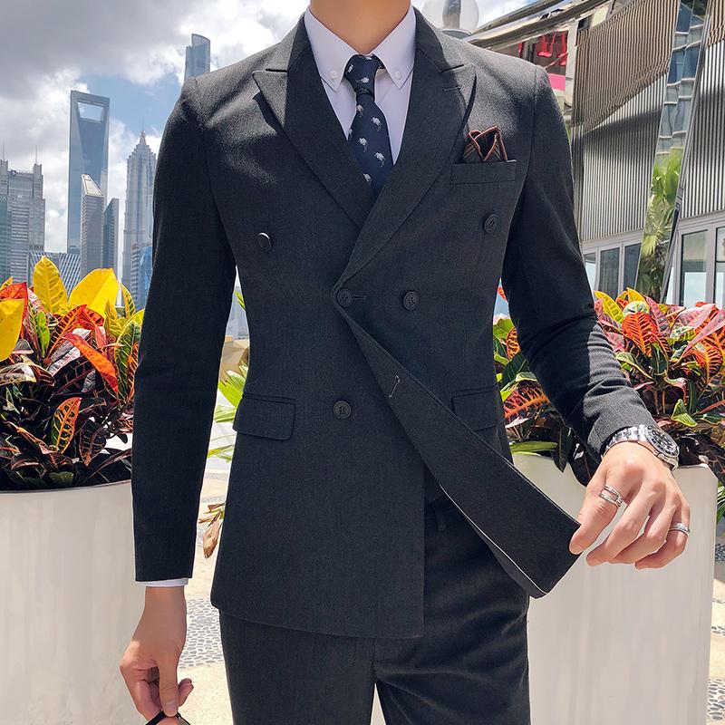 Usd 236 71 2019 New Men S Suits Business Suits Suits Men S Suits