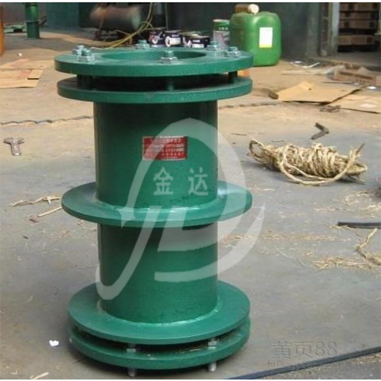 防水套管使用过程出现密闭不严的问题