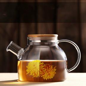 【云上云】加厚耐热透明玻璃茶具!