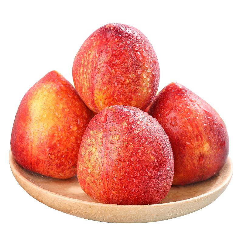 【应季鲜果】黄心鲜油桃5斤