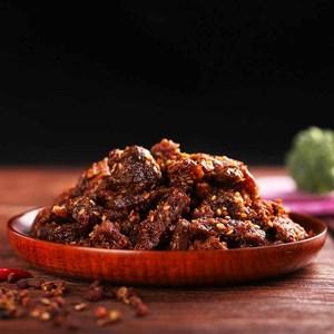 香巴拉新疆牛肉干50g*10袋