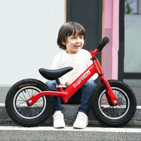 儿童平衡车无脚踏自行车宝宝滑步车1-3-6岁小孩滑行学步双轮车