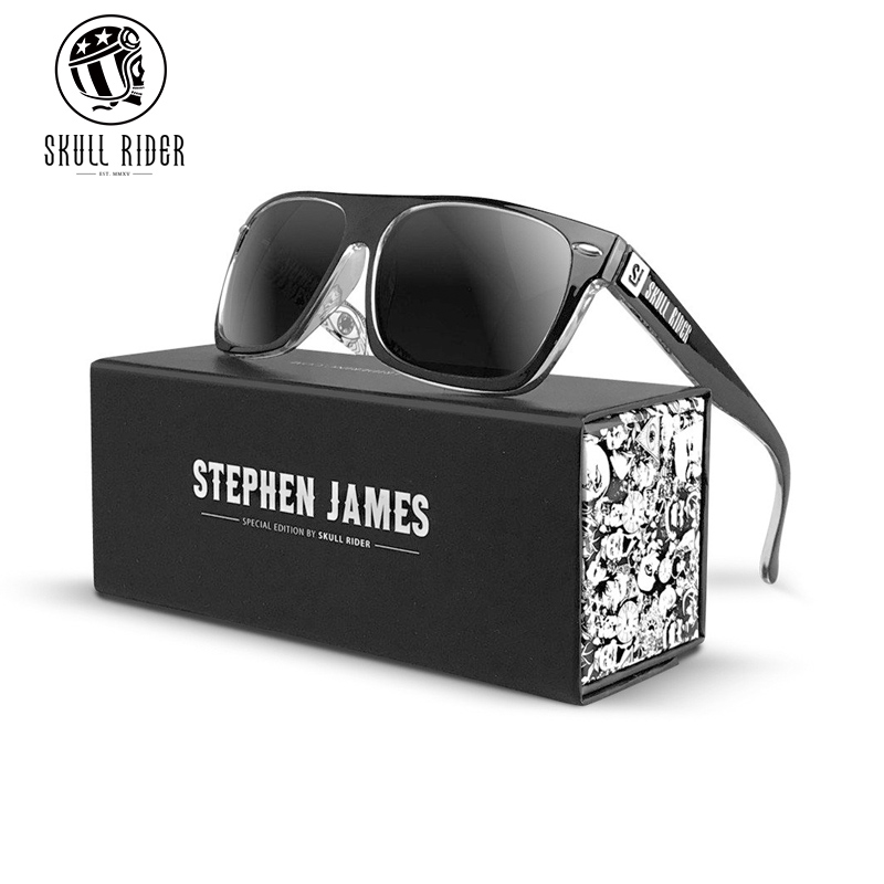 1ac6d58319 skullrider X STEPHEN JAMES Joint Special Edition Spanish ...