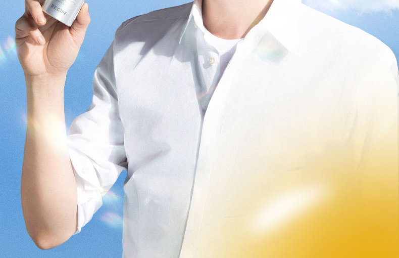 玥之秘水晶防晒喷雾霜夏清爽不油女学生男抗隔离面部全身体详细照片