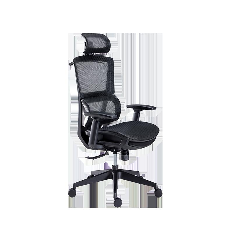 网易严选人体工学椅家用升降转椅办公室椅子