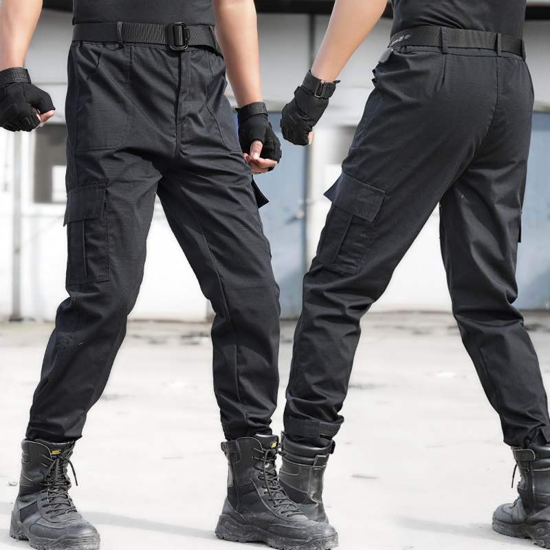 Archon tactical pants black training pants camouflage pants male special forces winter wear military fans overalls security pants