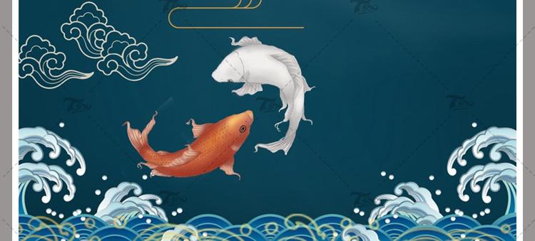 PSD古典设计新中式中国风设计素材大全插图29