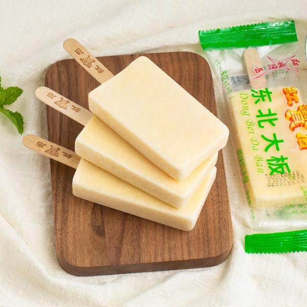 东北大板 鲜奶雪糕冰棍冰激凌 5口味混合装 90g*16支*2件 双重优惠折后¥99包邮(拍2件)