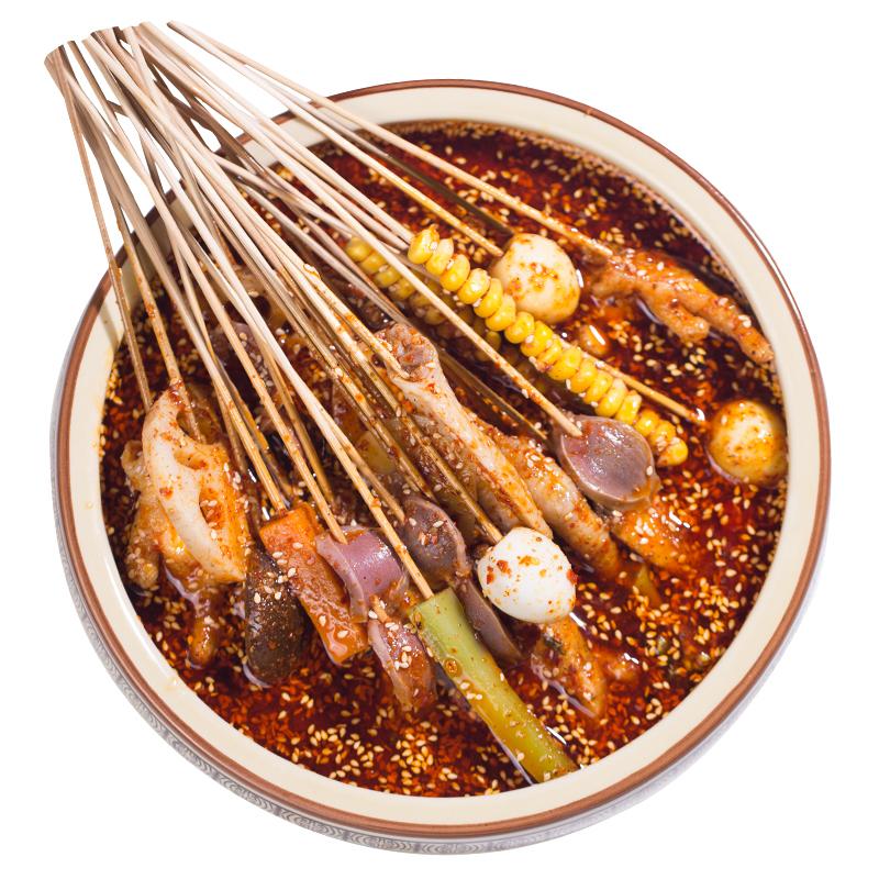 红油钵钵鸡调料藤椒味麻辣烫冷锅串串