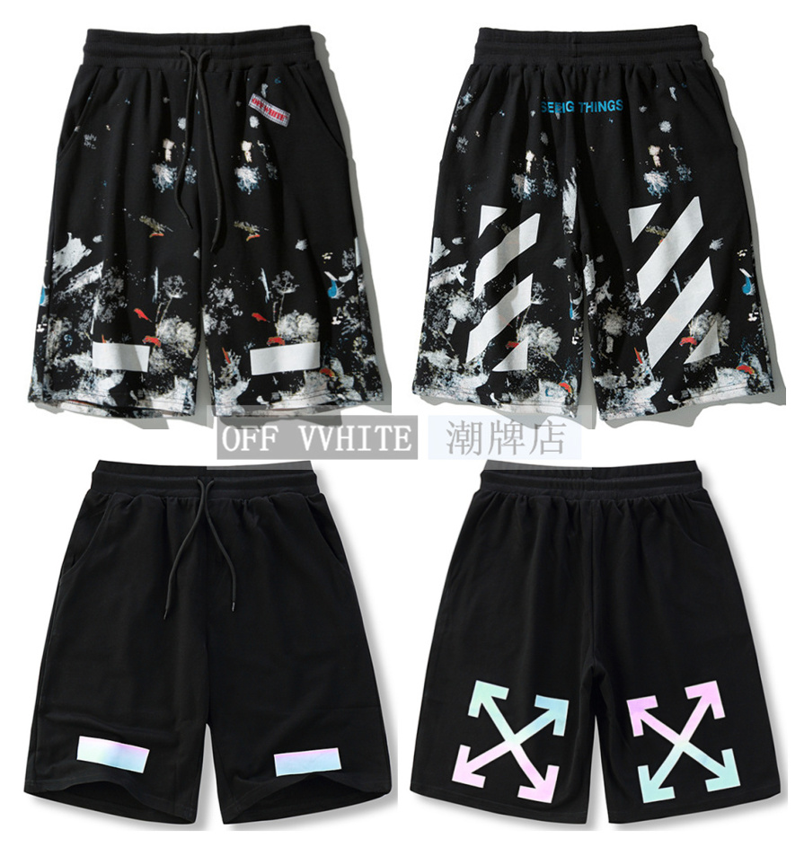 9a31cf3752e off the same paragraph owfoff-white summer fireworks star five pants ink  graffiti inkjet men · Zoom · lightbox moreview · lightbox moreview ·  lightbox ...