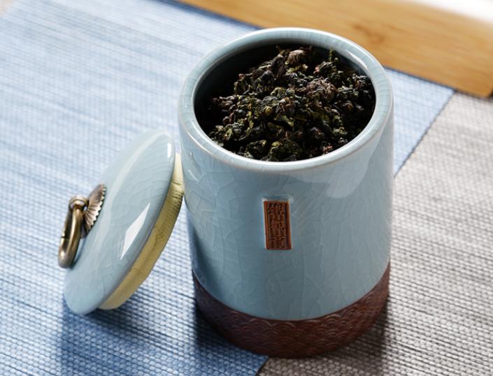 密封茶叶罐,给茶叶一个安身之所