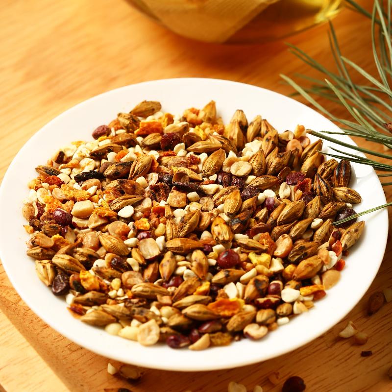 中粮红豆薏米芡实茶赤小豆薏仁水苦荞大麦茶叶非水果花茶组合男女