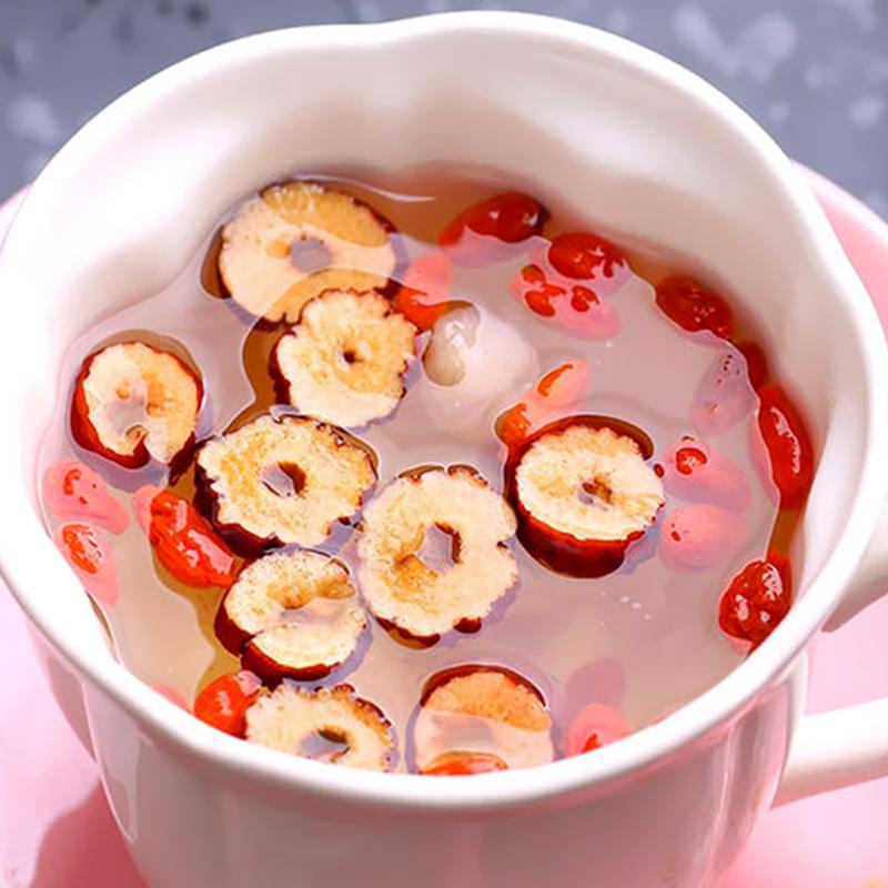 【拍一发二】新疆红枣干片泡茶专用