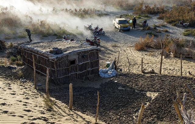中国最原始的村落,竟隐藏在沙漠之中