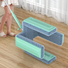 Large disposable mop...