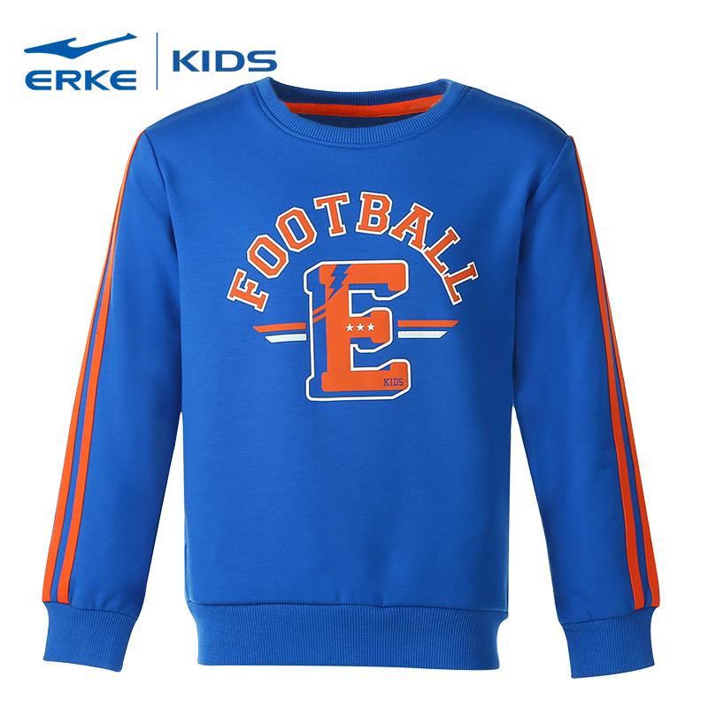 ERKE 鸿星尔克 63217114032 男童上衣