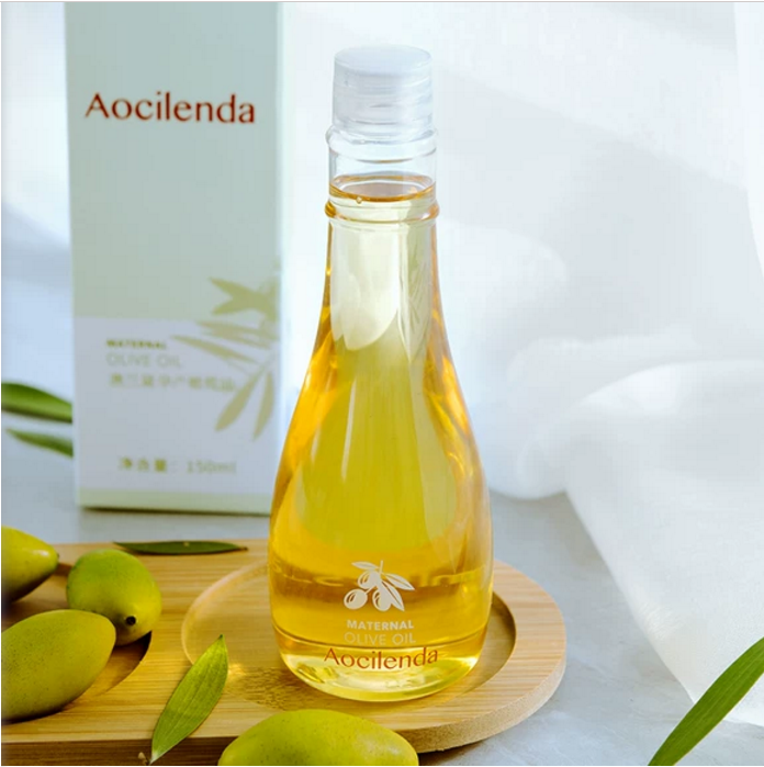Aolande olive oil pregnant women to prevent pregnancy and postpartum dilution Pregnancy care cream lines skin care products